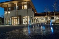 14-Szkoła-w-Kalsdorfie-wieczorem-przed-koncertem