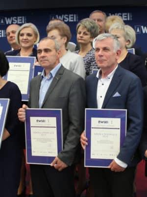 Wręczenie dyplomów Szkoły Innowacji
